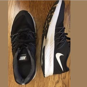 Nike  Shoes Black 7.5 Some Wear